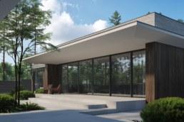 Poli House with big Window
