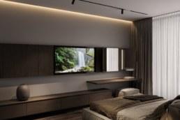 Poli House Master Bedroom 6.1