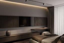 Poli House Master Bedroom 6