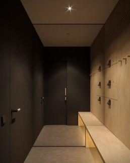 Yoga Locker Room