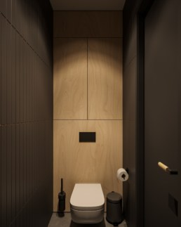 Yoga Studio Toilet
