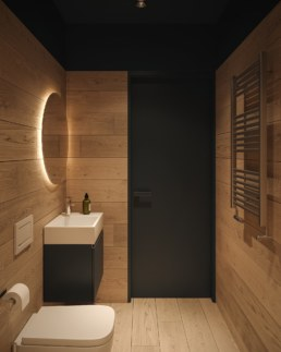 Serenity Apartment Bathroom
