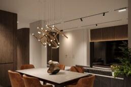 Notte Interior Design, Dining room