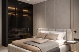 Notte Interior Design, Bedroom design