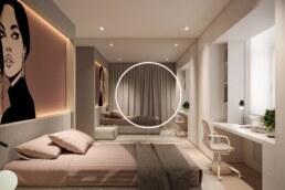 Notte Interior Design, Child room