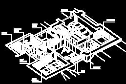 basemant floor layout chalet chamonix
